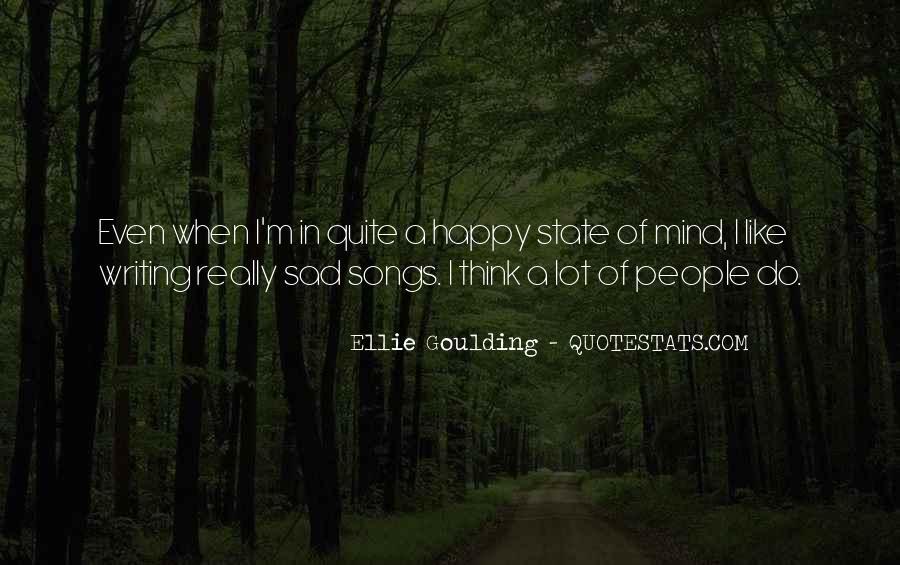 Ellie Goulding Quotes #175413
