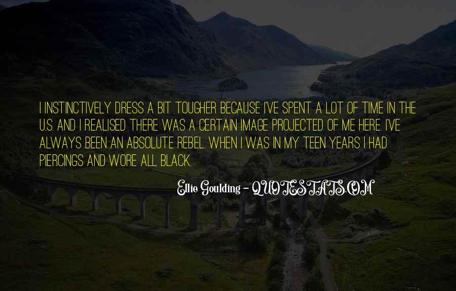 Ellie Goulding Quotes #1760012