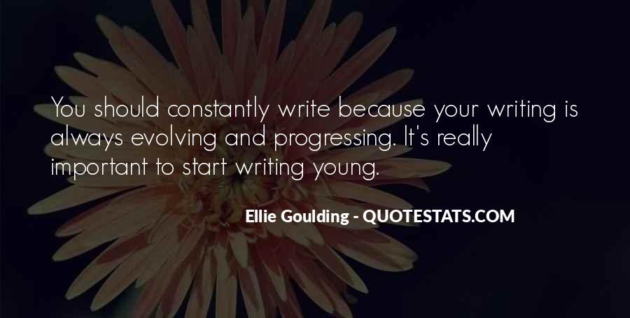 Ellie Goulding Quotes #233117