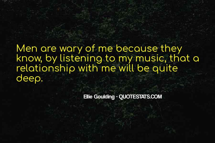 Ellie Goulding Quotes #718564