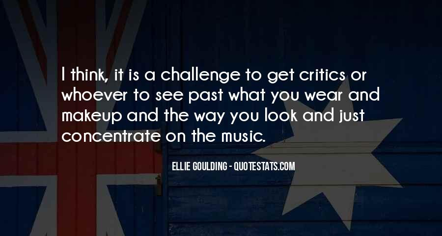Ellie Goulding Quotes #876059