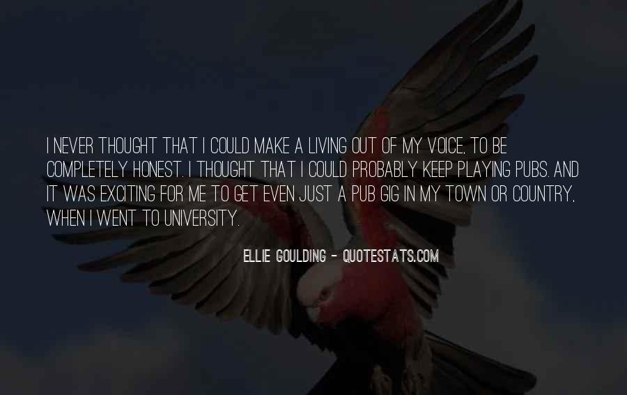 Ellie Goulding Quotes #900419
