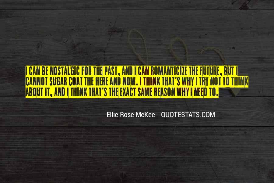 Ellie Rose McKee Quotes #119853