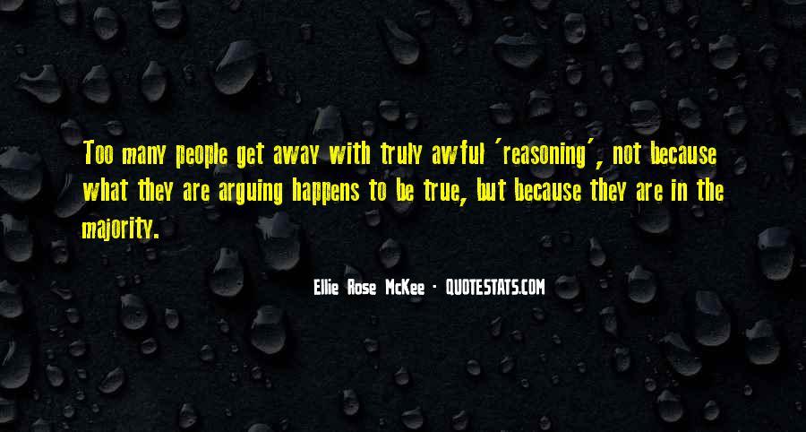 Ellie Rose McKee Quotes #1298729