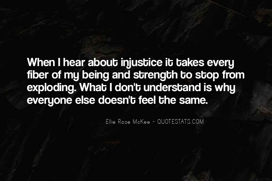 Ellie Rose McKee Quotes #556518