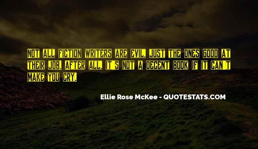Ellie Rose McKee Quotes #879161