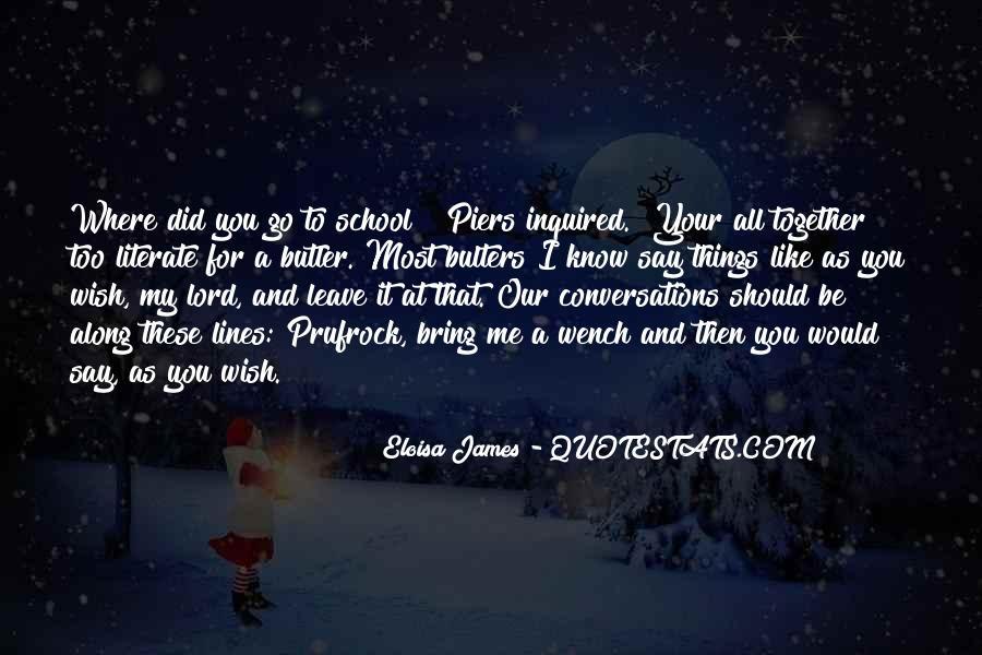 Eloisa James Quotes #106695