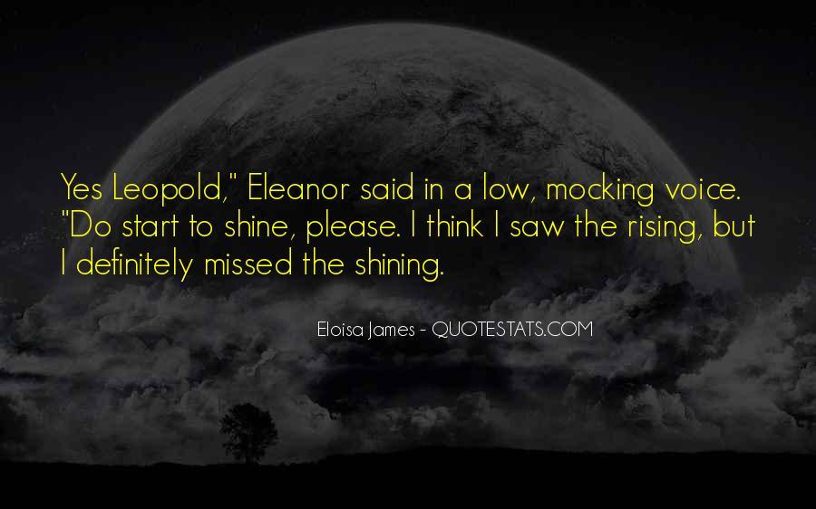 Eloisa James Quotes #1242642