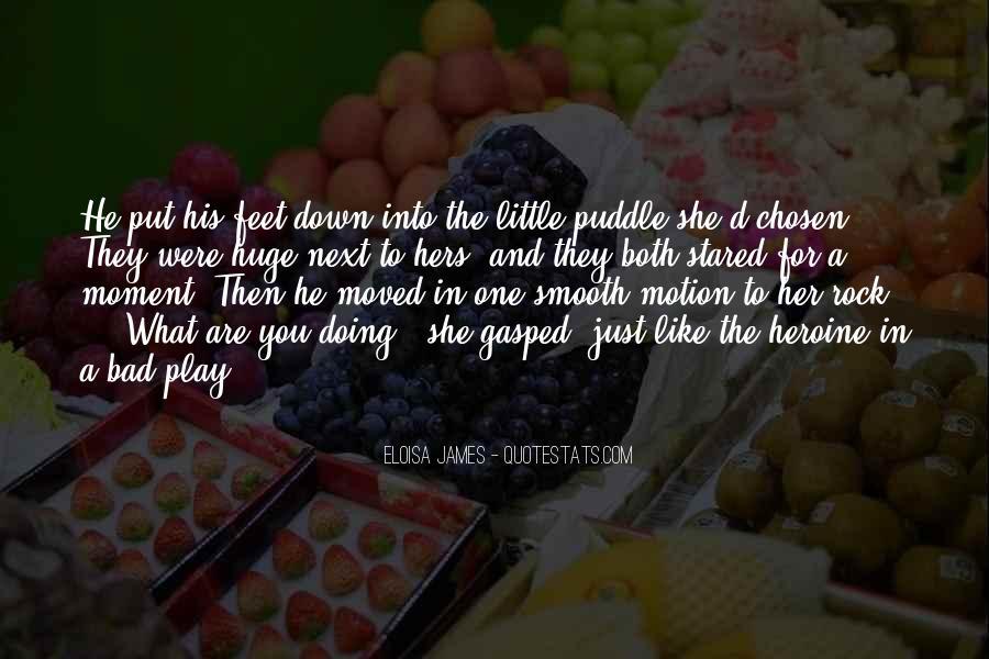 Eloisa James Quotes #1380225