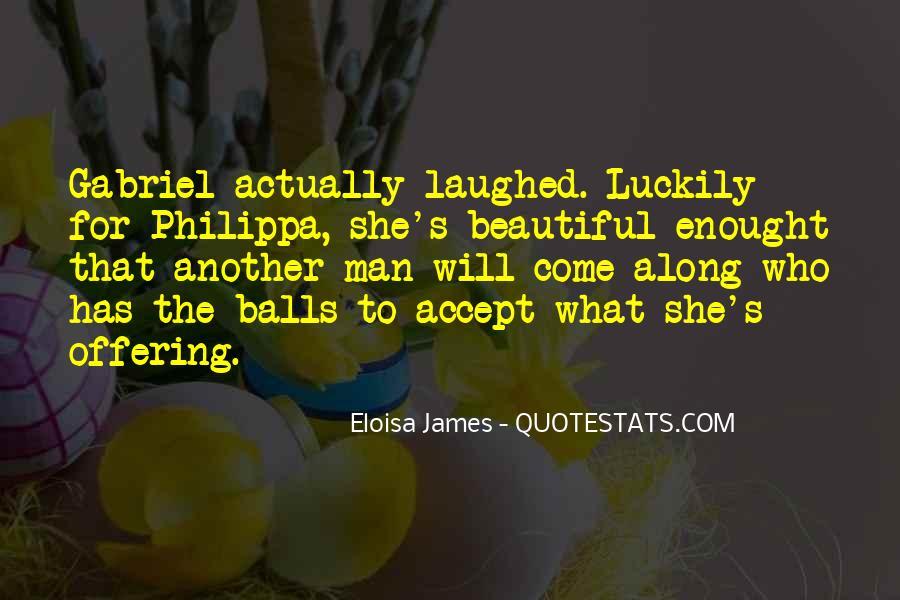 Eloisa James Quotes #1559310