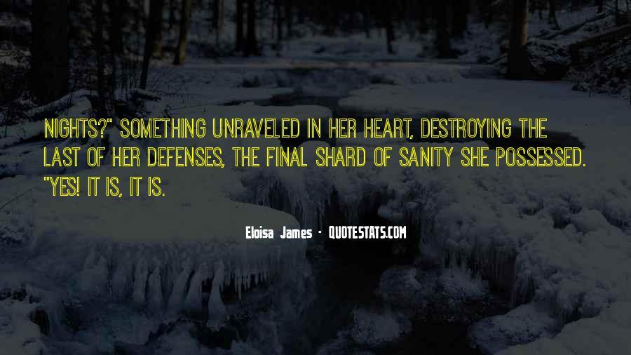 Eloisa James Quotes #1704892