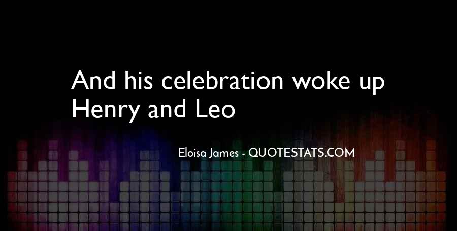 Eloisa James Quotes #214811