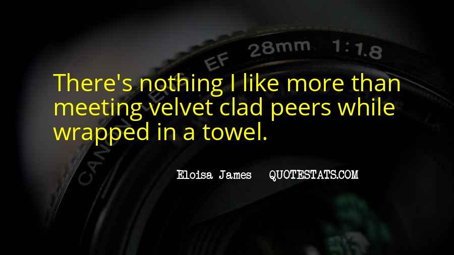 Eloisa James Quotes #273968