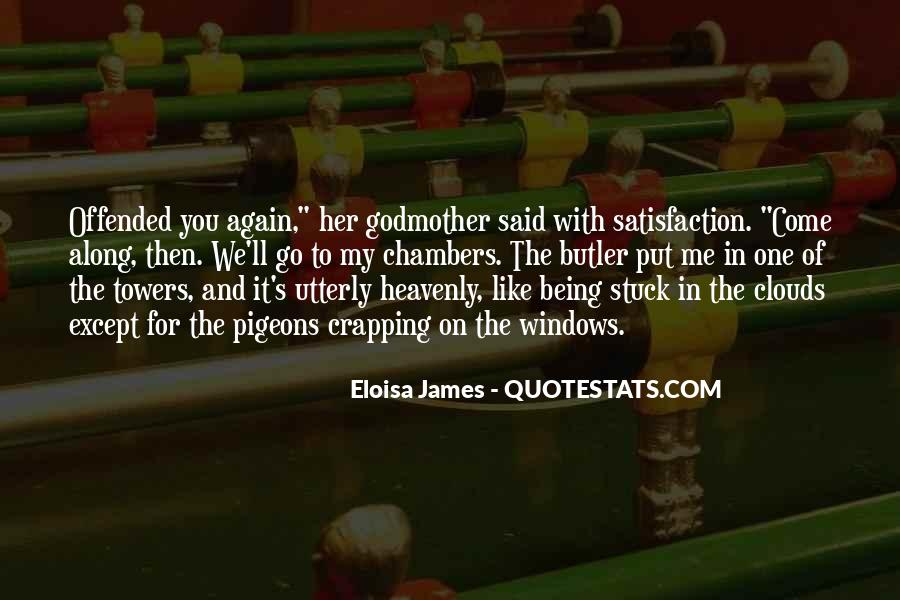 Eloisa James Quotes #290483