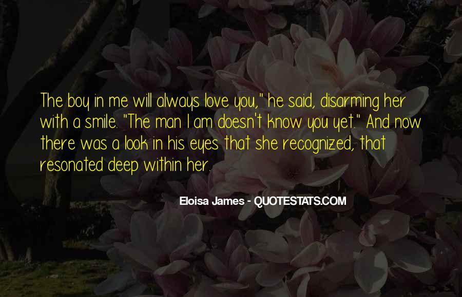 Eloisa James Quotes #310708
