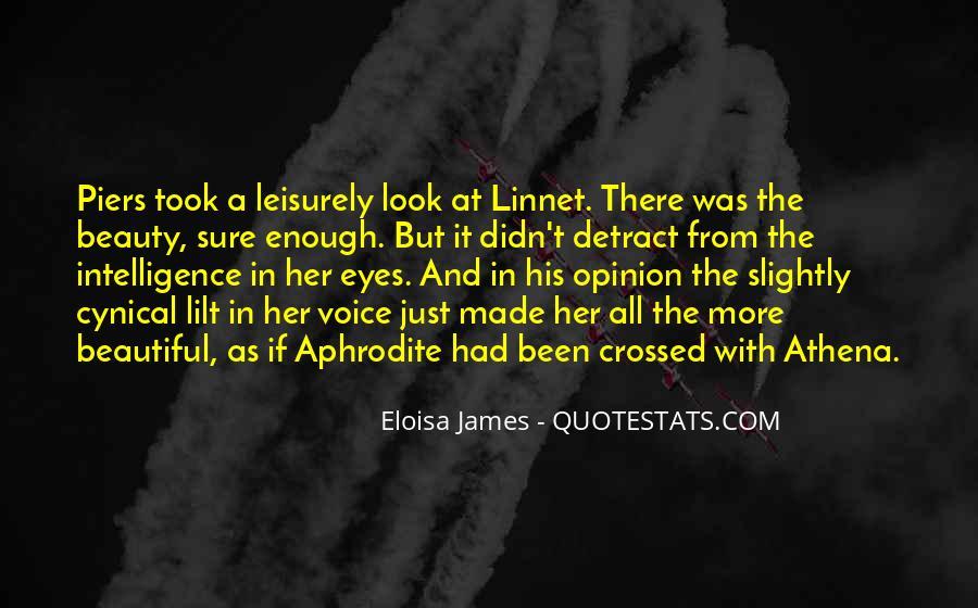 Eloisa James Quotes #311760