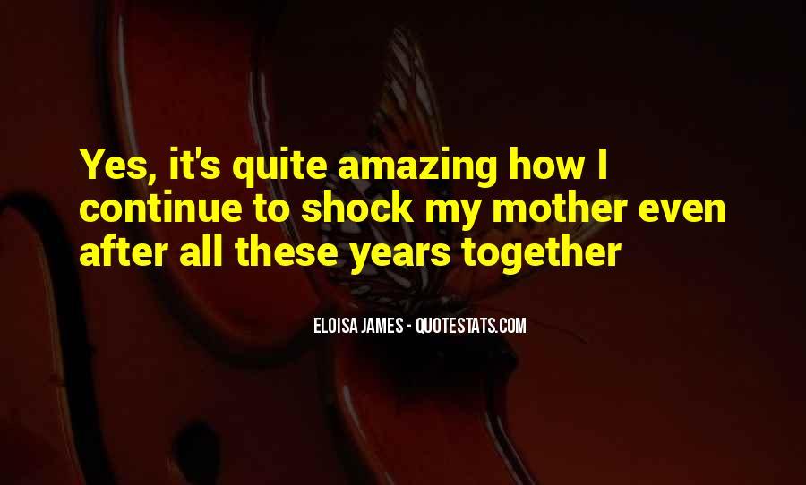 Eloisa James Quotes #417940