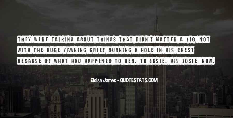 Eloisa James Quotes #460633