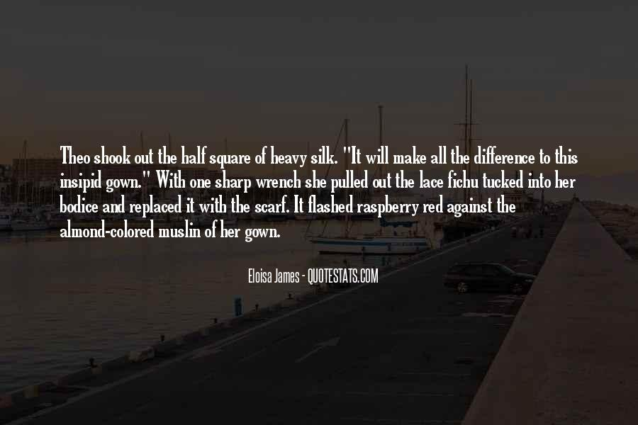 Eloisa James Quotes #560861