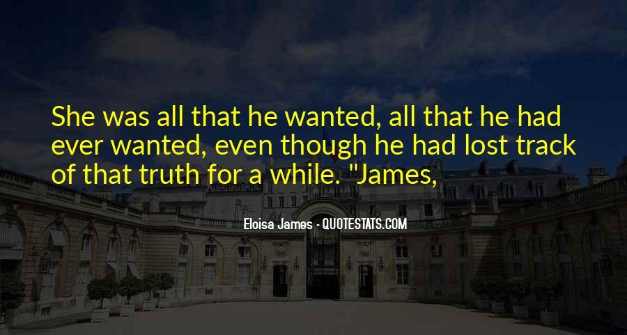 Eloisa James Quotes #663306