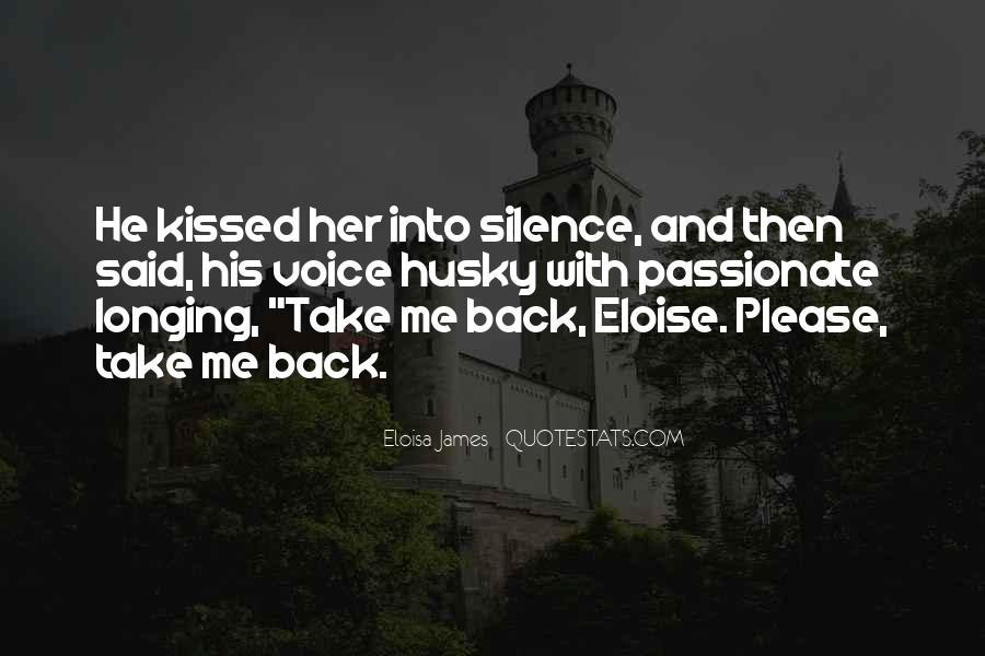 Eloisa James Quotes #721835