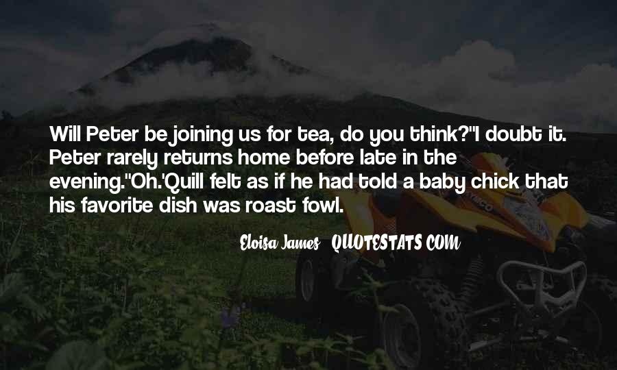 Eloisa James Quotes #819739