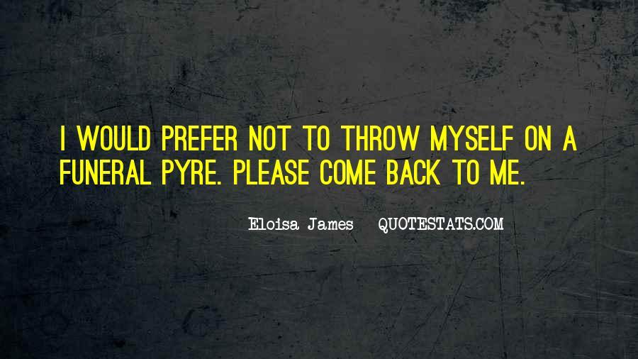 Eloisa James Quotes #885870