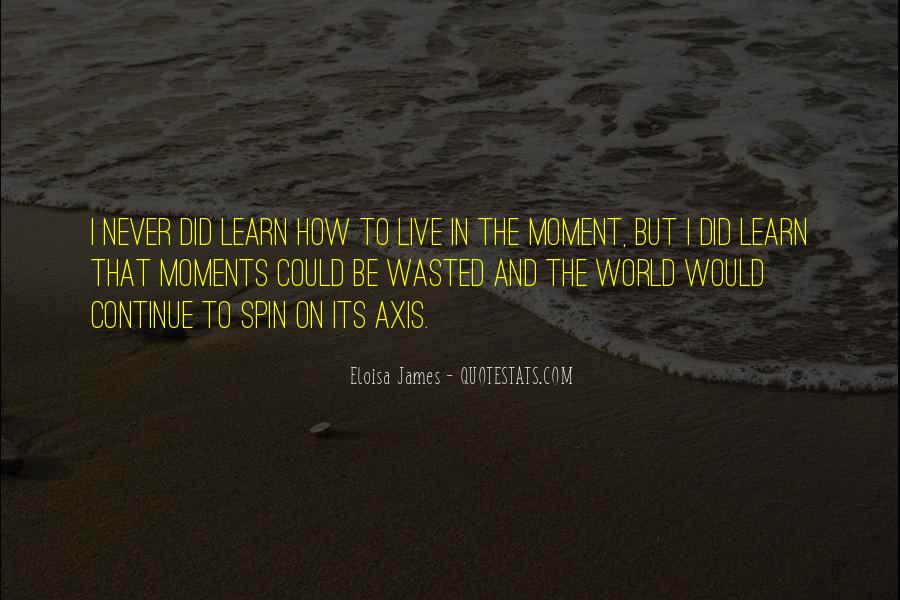 Eloisa James Quotes #956168