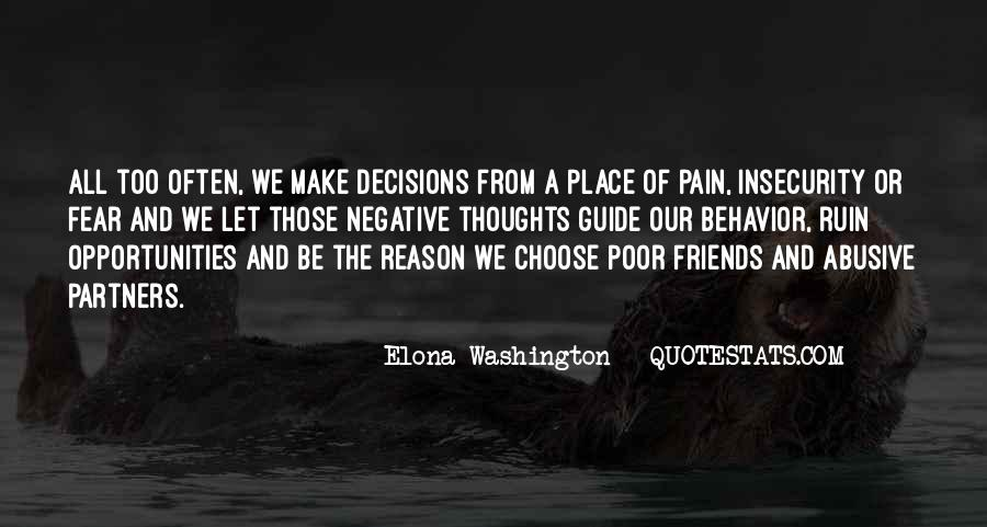 Elona Washington Quotes #1404044