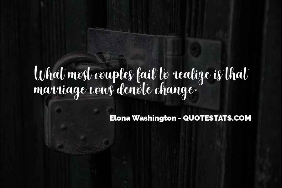Elona Washington Quotes #1412370