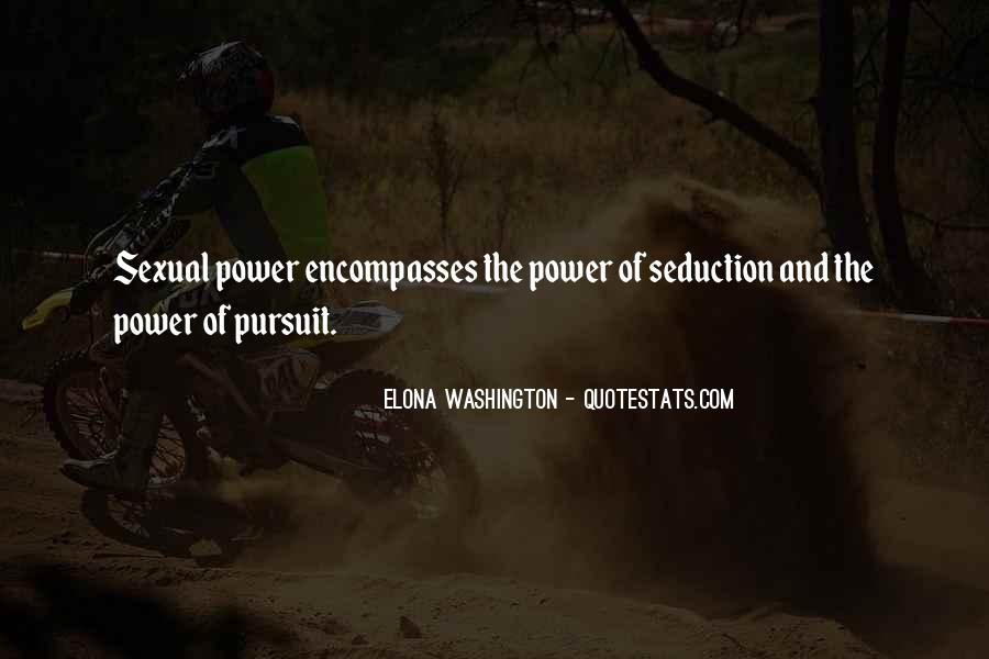 Elona Washington Quotes #478976