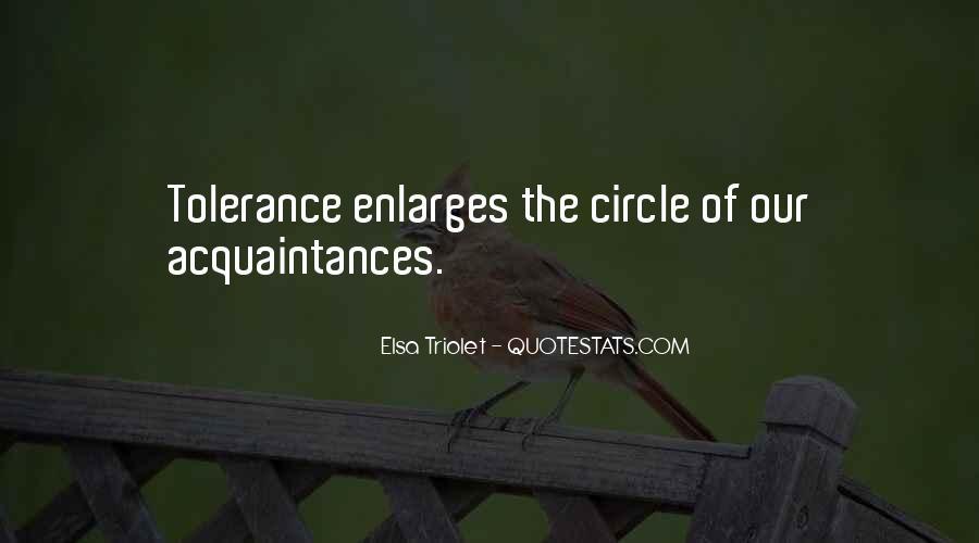 Elsa Triolet Quotes #1527172