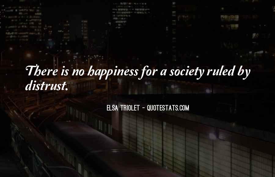 Elsa Triolet Quotes #1751122
