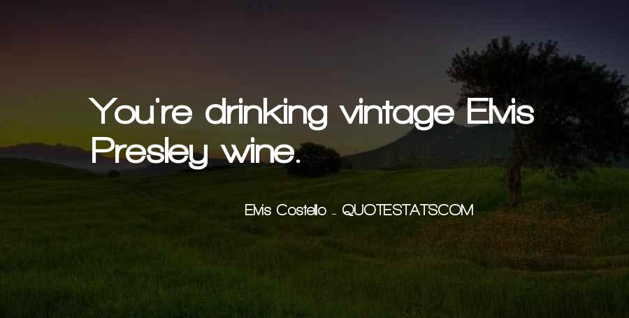 Elvis Costello Quotes #1434335