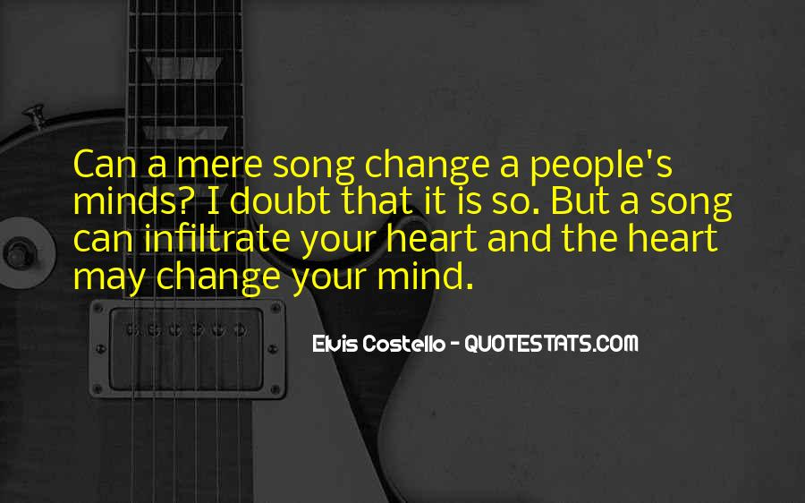 Elvis Costello Quotes #1562868