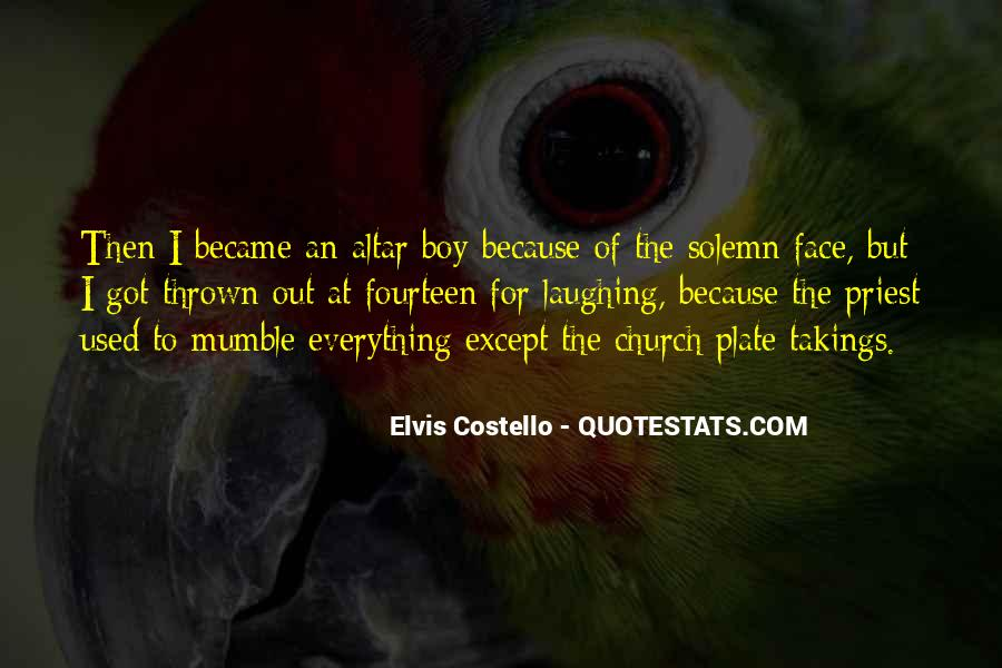 Elvis Costello Quotes #1583456