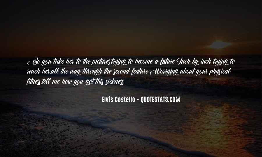 Elvis Costello Quotes #1816657
