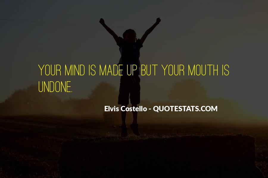 Elvis Costello Quotes #275448