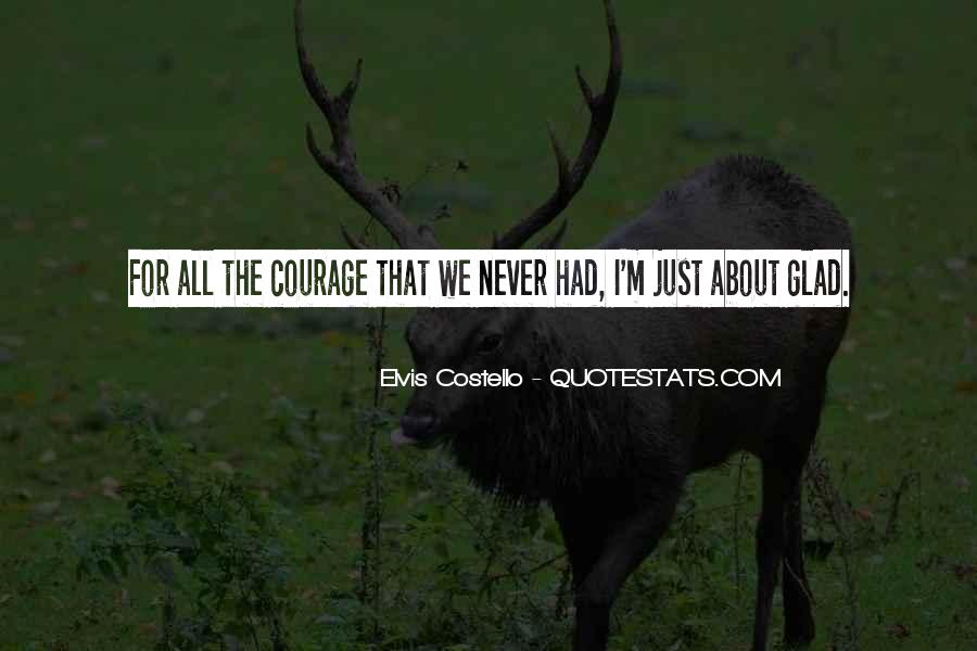 Elvis Costello Quotes #297215