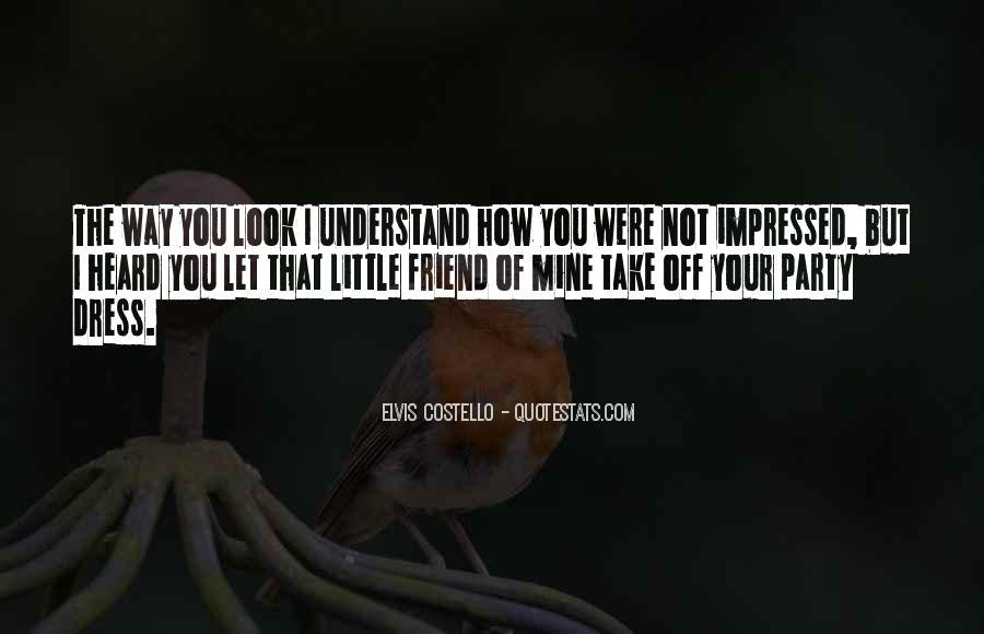 Elvis Costello Quotes #322657
