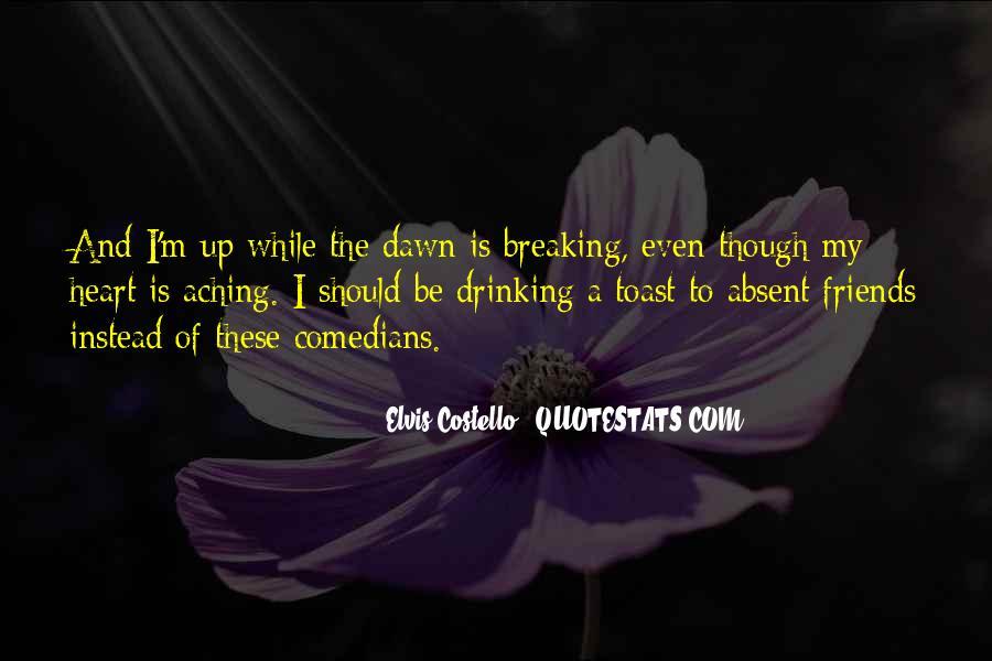 Elvis Costello Quotes #35490