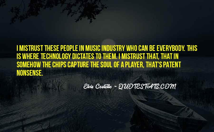 Elvis Costello Quotes #633038