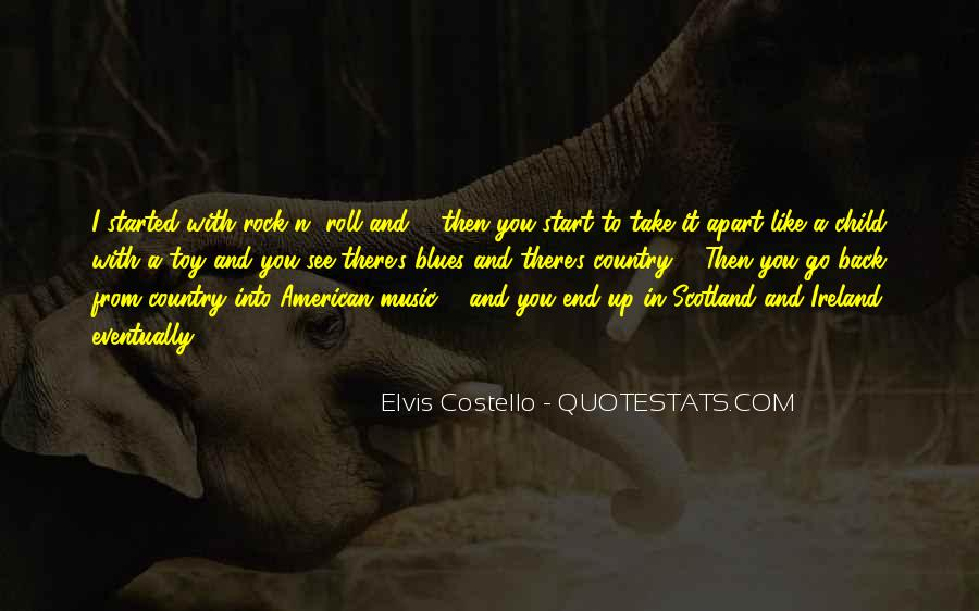 Elvis Costello Quotes #806998