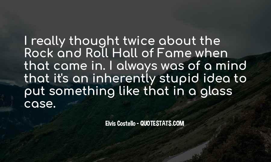 Elvis Costello Quotes #888173