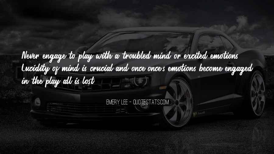 Emery Lee Quotes #1850738