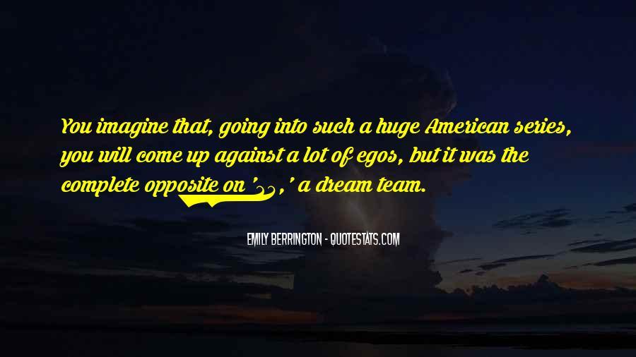 Emily Berrington Quotes #1210416