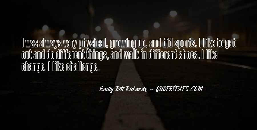 Emily Bett Rickards Quotes #1408518