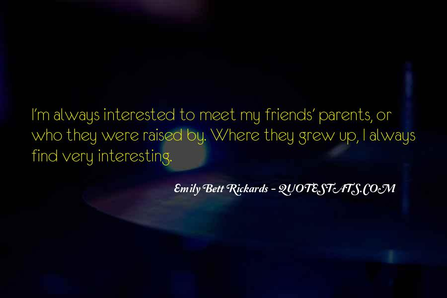 Emily Bett Rickards Quotes #31437