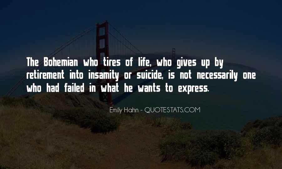 Emily Hahn Quotes #582943