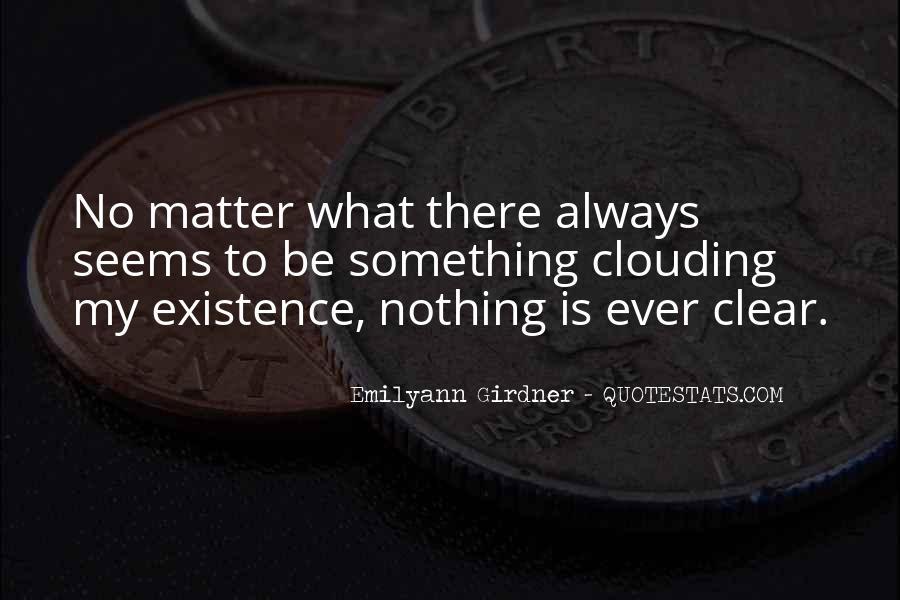 Emilyann Girdner Quotes #944880